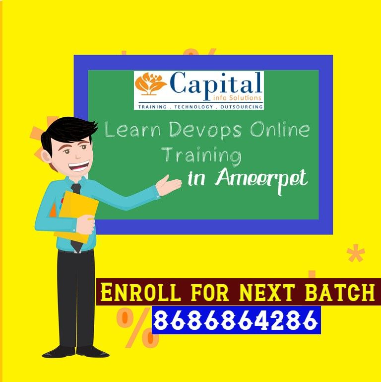 Devops Online Training in Ameerpet