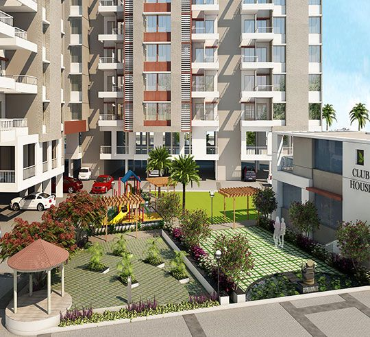 1 BHK flats for sale in Khadakwasla - Homedale