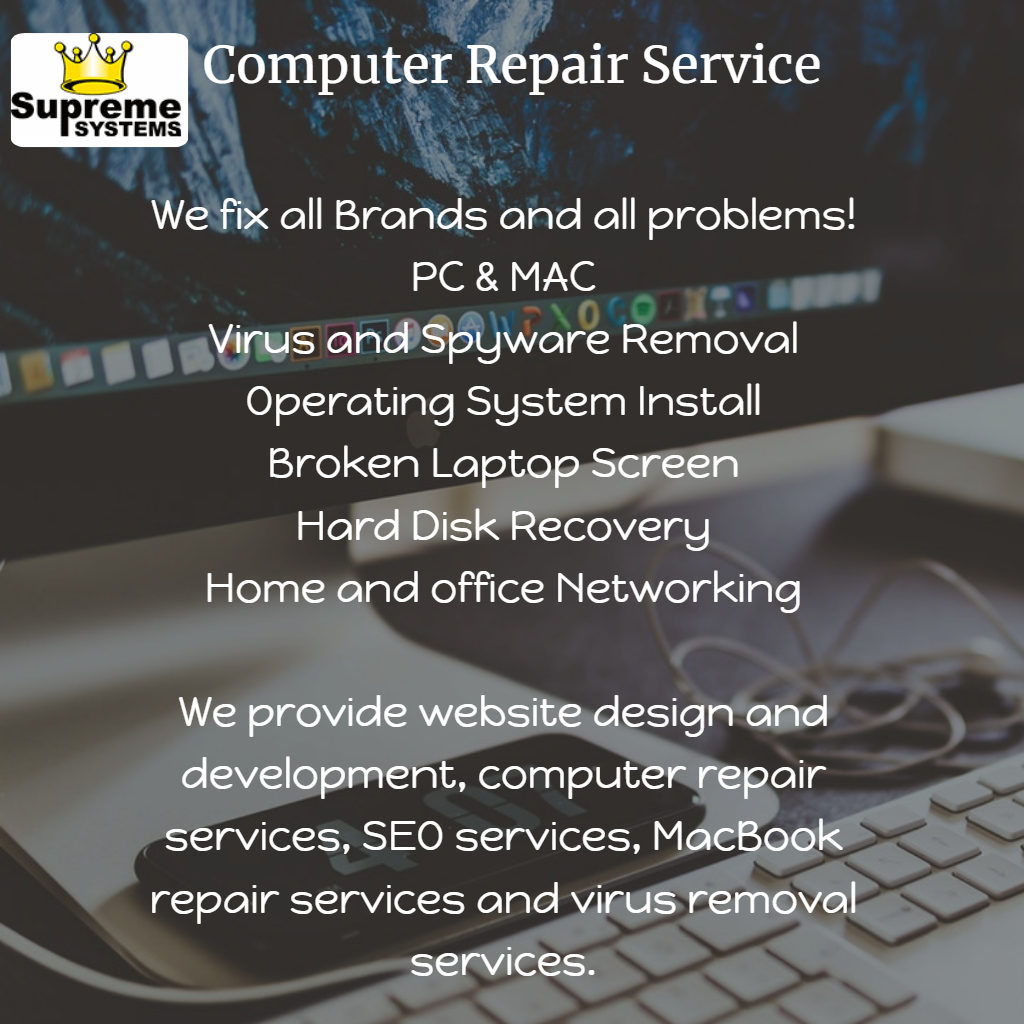 virus removal in Fayetteville NC | computer repair in Fayetteville NC