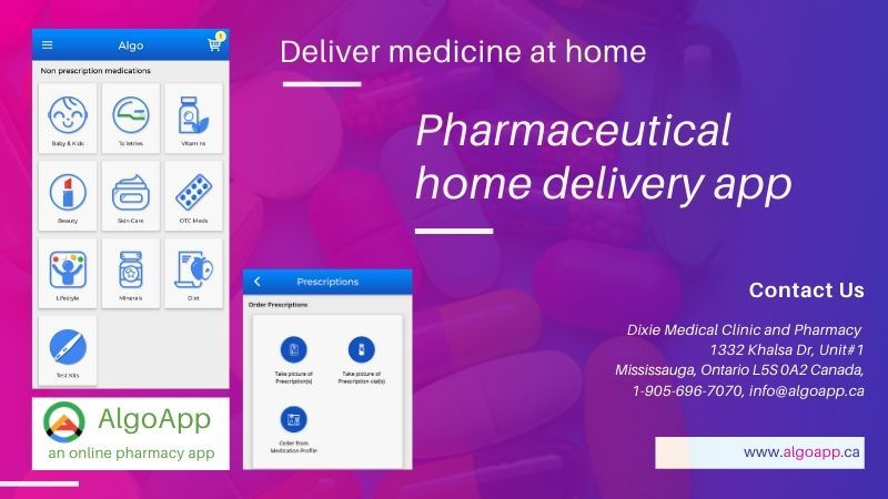 Looking for pharmaceutical home delivery app get free home delivery?