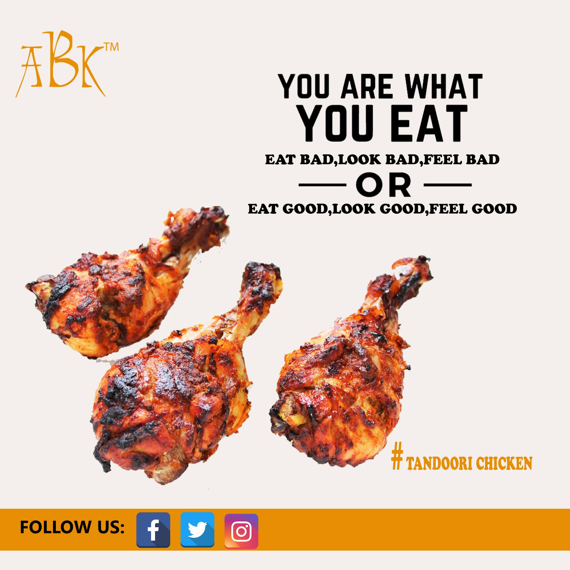 BBQ Chicken In Mohali | Tandoori Chicken | Roasted Chicken