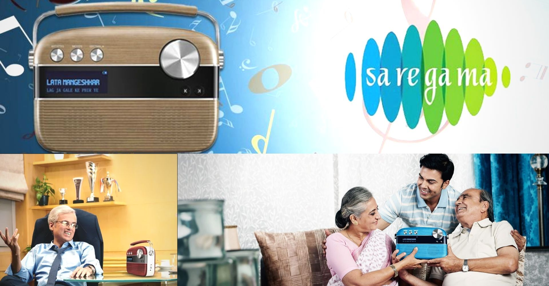 Saregama Carvaan Music Player with 5000 Preloaded Songs | Give Review and Specification