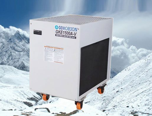Water Cooled Chillers Manufacturers