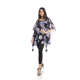 Check Here For The Best Printed Cape Kurtis Online   Clothhaus