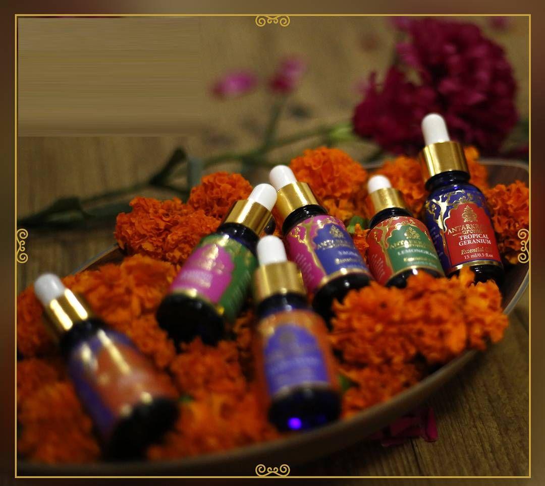 Buy Essential Oil Online in India   EarthInspired