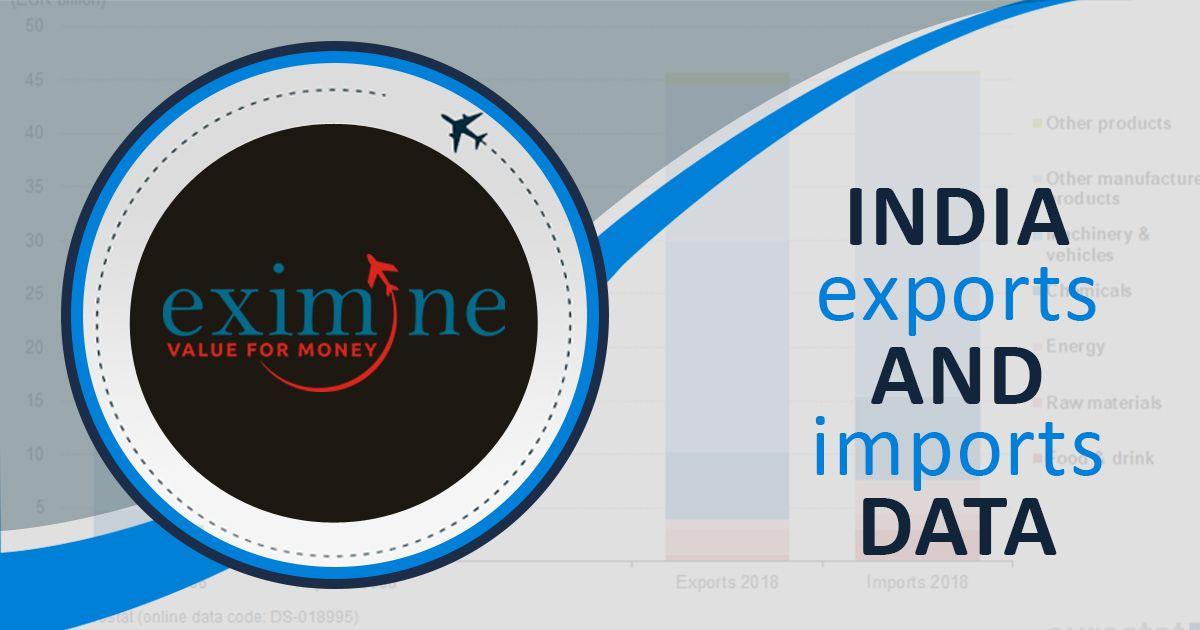 Import Export India Data