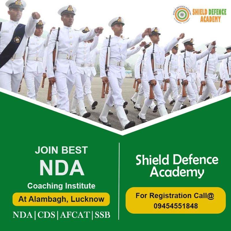 Best NDA Coaching in Alambagh