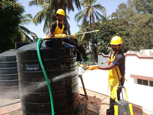 Sintex tank cleaning services in Coimbatore
