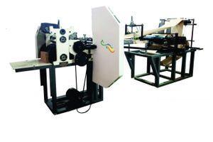 Paper Bag Machine Manufacturer in Maharastra - Bharath Bag Machine