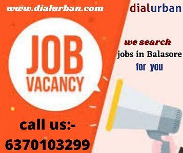 Jobs in Balasore