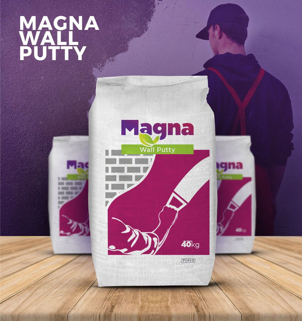 Wall Putty Manufacturers in India
