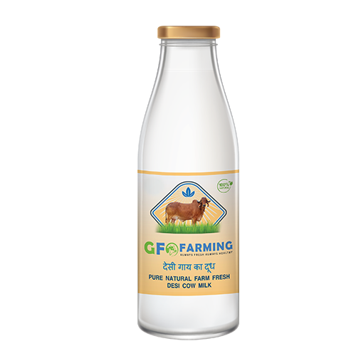 Cow Milk Gurgaon, Pure Desi Fresh Organic  | GFO Farming