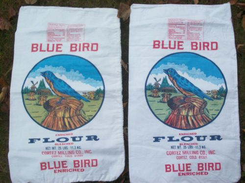 Cotton Flour Bag, Rice Packing, Food Packing Bag, Promotional Bags