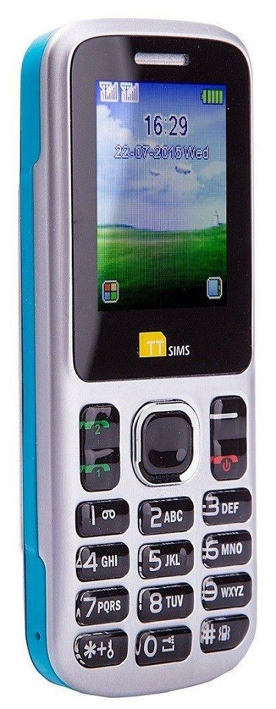 TTsims TT130 Dual Sim Mobile Phone | Best Mobile Phone for Elderly