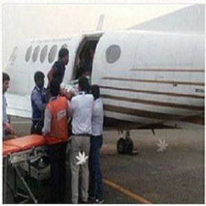 Air ambulance services in Bhubaneswar