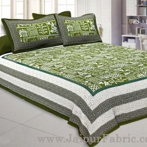 Style Your Bedroom with Semi Cotton Bed sheets