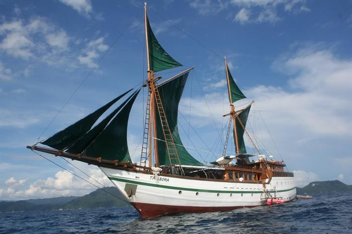 Best Komodo Liveaboards