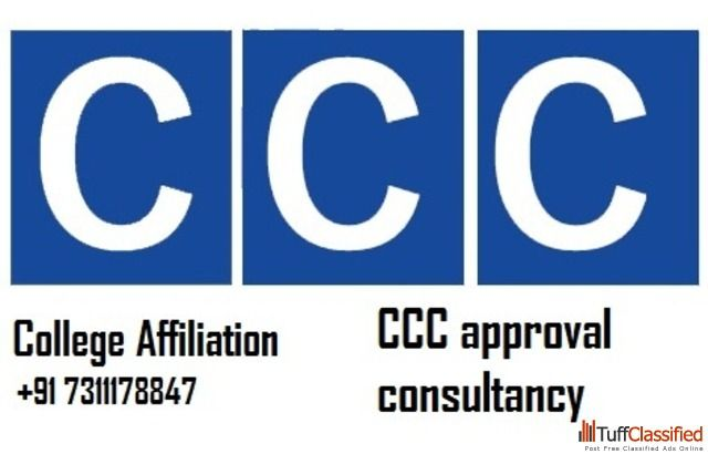 CCC Courses Consultancy College Affiliation