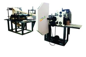 Paper Bag Machine - Bharath Bag Machine