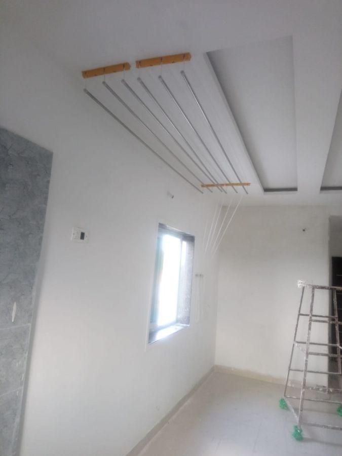 Balcony Cloth Drying Hanger Nacharam Call 09290703352