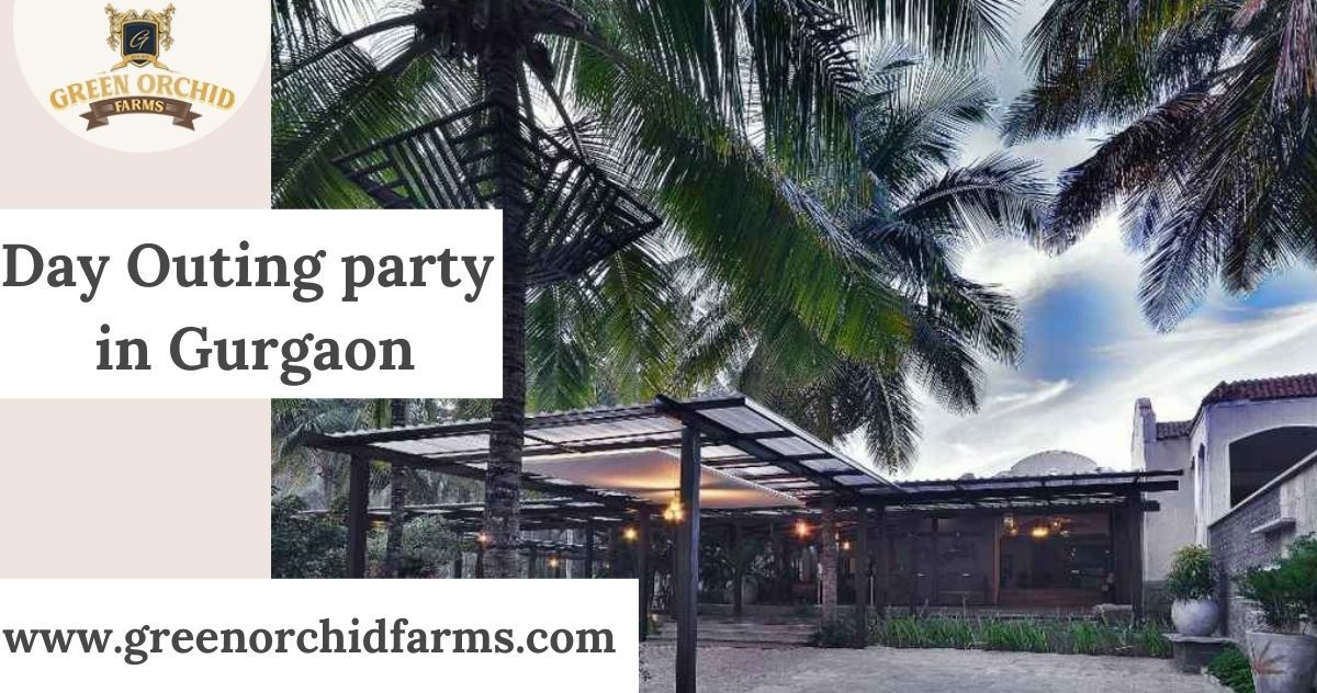 Make your day outing party memorable and special at best resort
