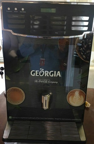 Coffee Vending Machine Gurgaon, Gurugram