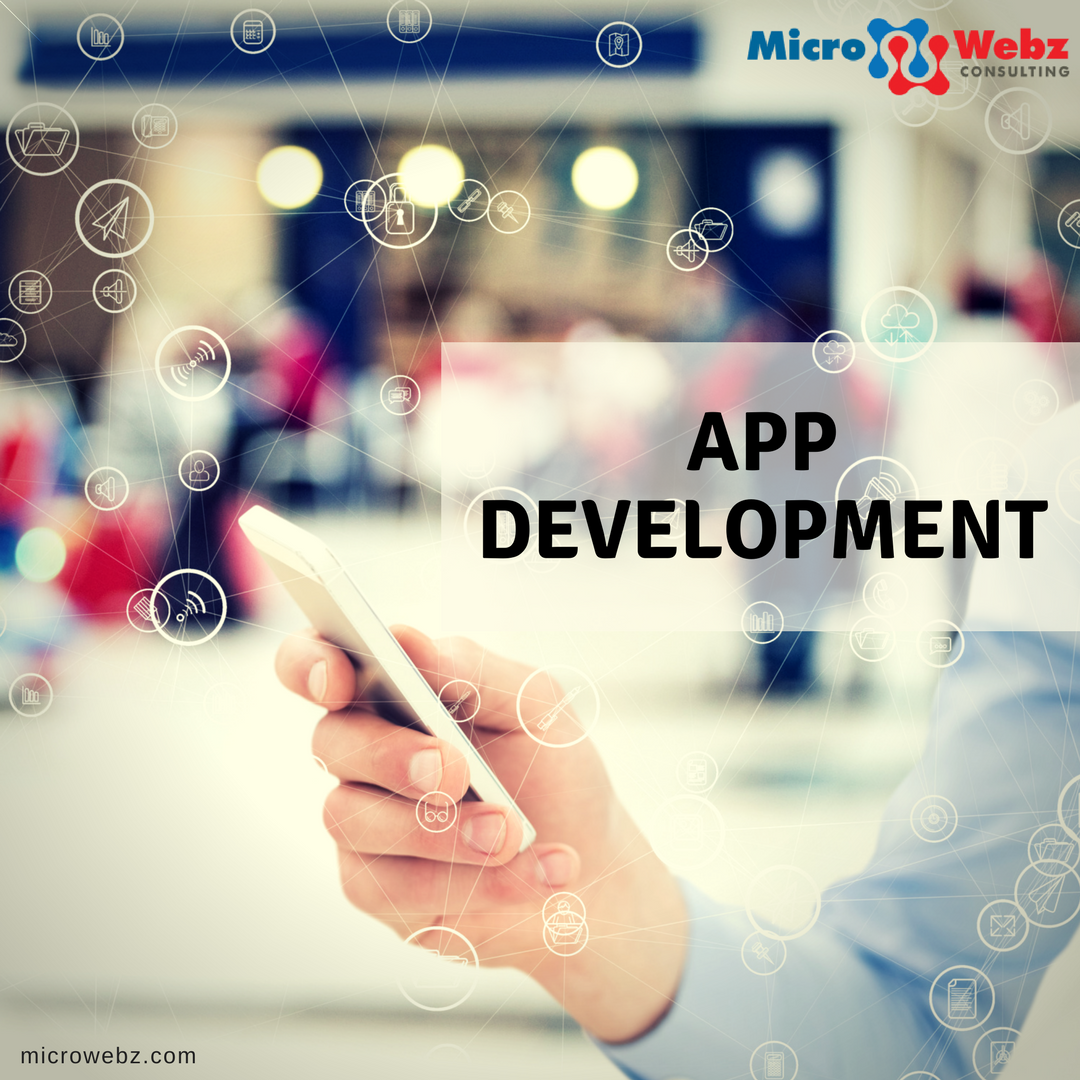 Web Development & Services, Mobile App, Digital marketing | Microwebz Consulting