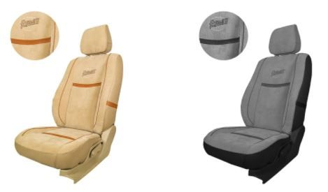 Car Fabric Seat Cover in Ghaziabad | Velvet Seat Cover