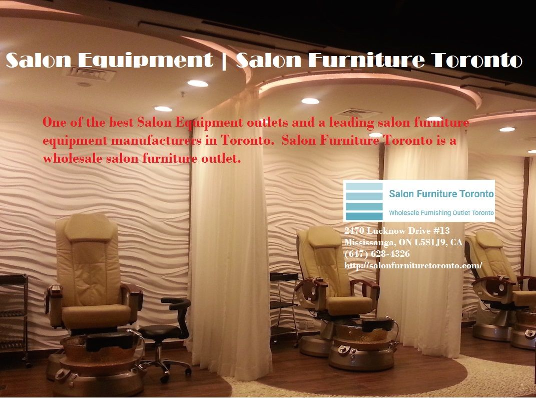 Salon Equipment   Salon Furniture Toronto