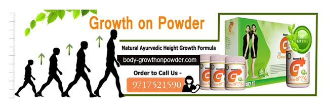 Body Grow Powder for Height Increase - skyabtoz