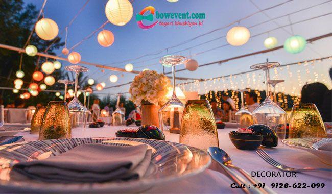 Wedding Decorators in Patna | Marriage decorators in Patna-bowevent