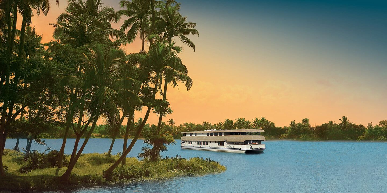Oberoi Motor Vessel Vrinda cruise, Oberoi South India Cruise