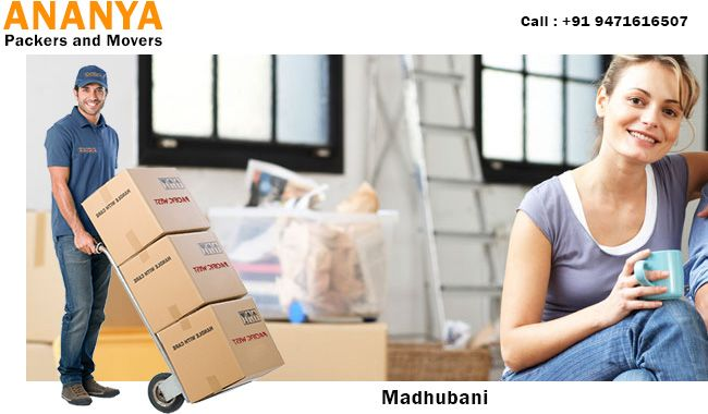 Madhubani Packers and Movers | 9471616507| Ananya packers and movers