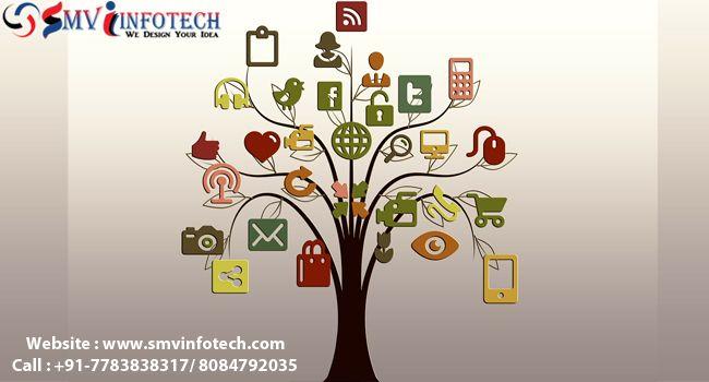SMV infotech Web designing Seo Company Software company  in patna