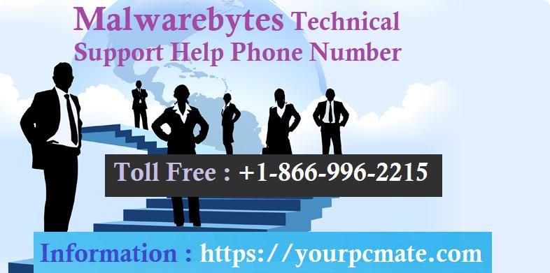Malwarebytes Toll-Free Number +1-866-996-2215