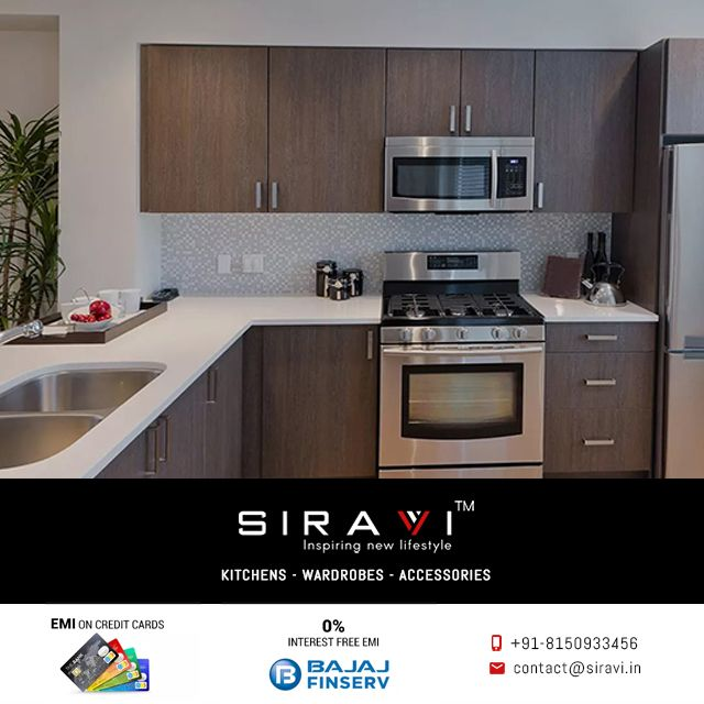 Sravi-Satinless steel kitchen Bangalore
