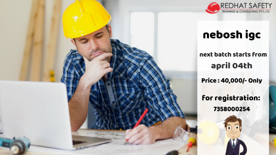 Nebosh safety course in Chennai | Nebosh igc course in india