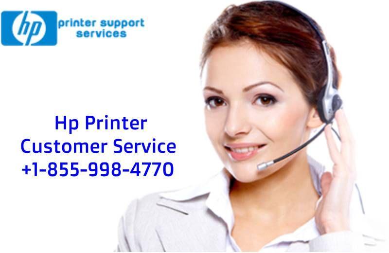 Hp Printer Customer Service +1-855-998-4770