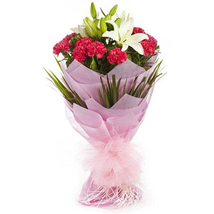 Send Flower Bouquets online to India