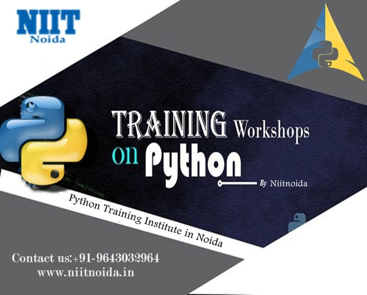 Python Training Classes in Noida