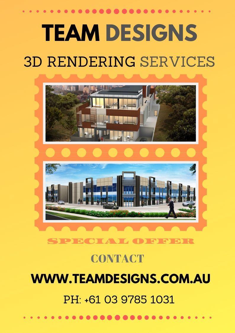3D Rendering Design Companies