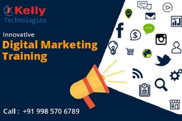 Kelly Technologies Has Scheduled A Free Demo Session On Digital Marketing In Hyderabad Attended By Domain Experts