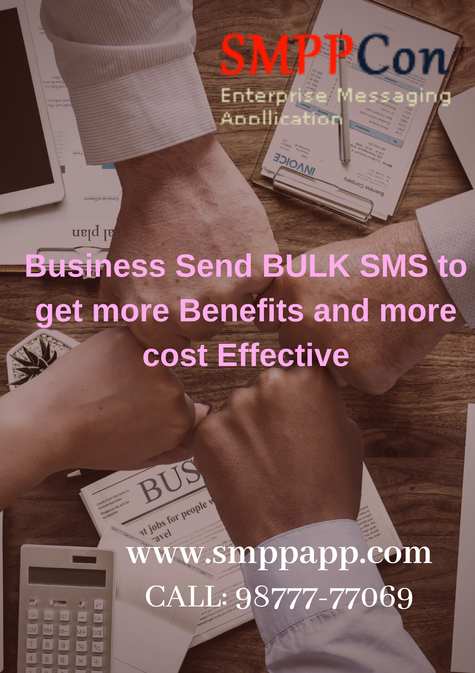 SMPP SMS Application Services Provider in India | Chennai