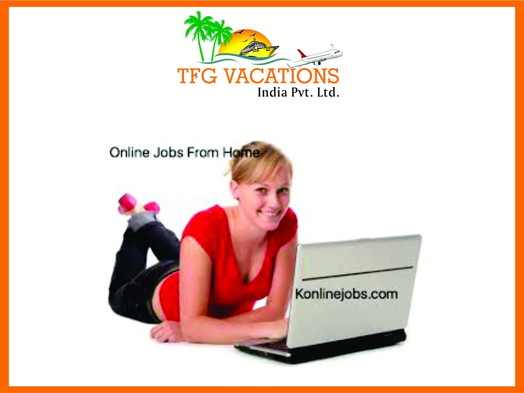 Online Part - Time Home Based Work $