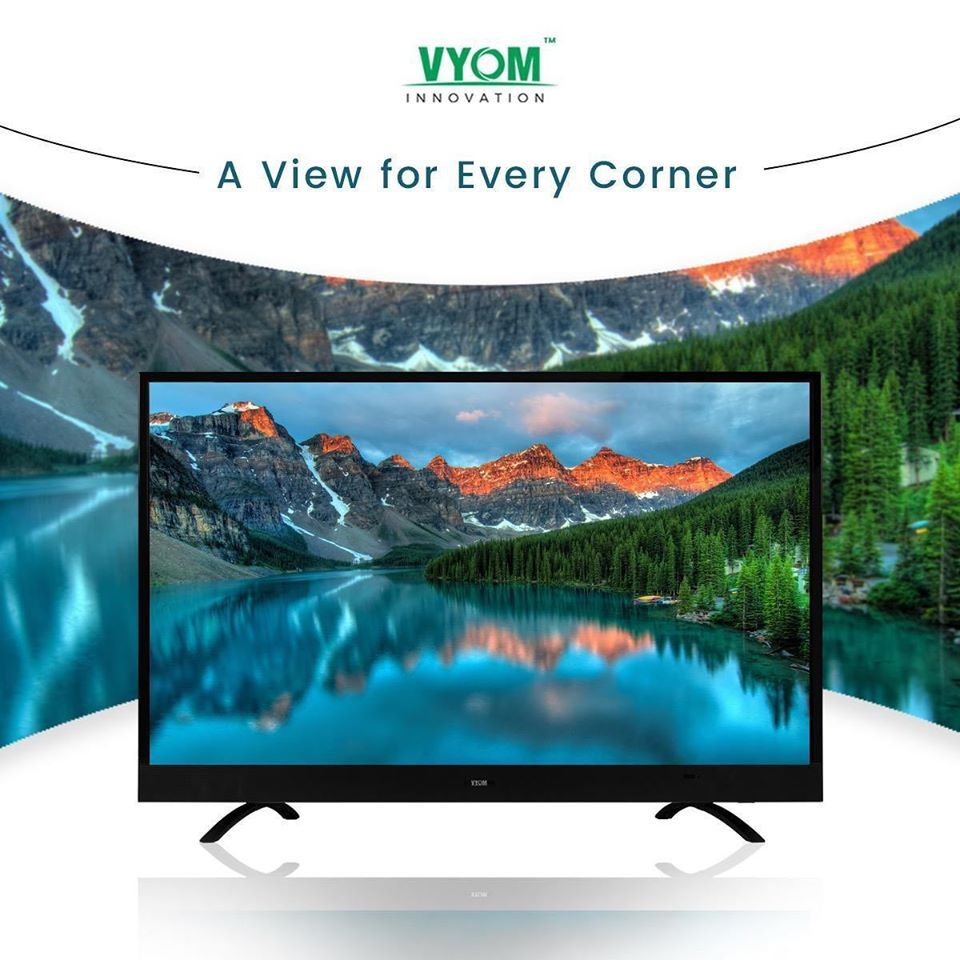 Buy 4k Ultra HD Smart Led Tv from India's Top Brand