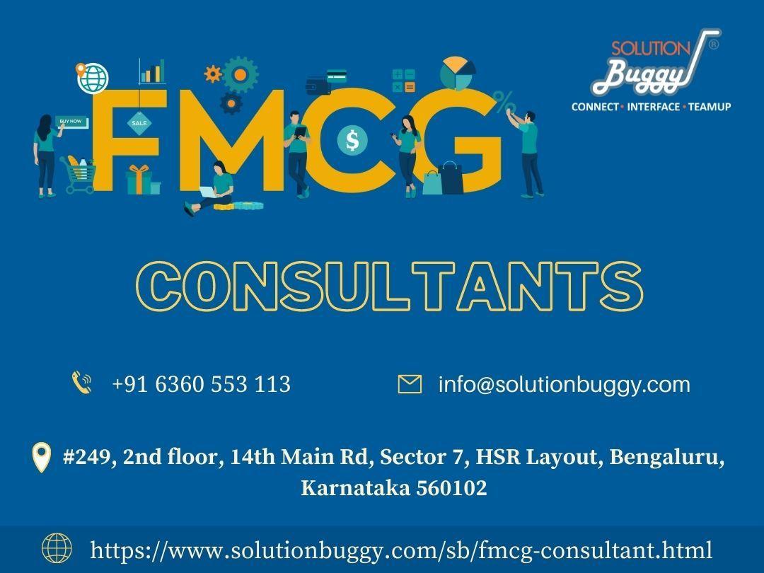SolutionBuggy - FMCG Consultants in Bengaluru