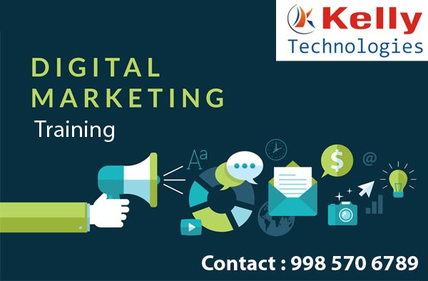 Gain In-Detail Knowledge Of Digital Marketing By Attending The Top-Rated Digital Marketing Training Program By Kelly Technologies