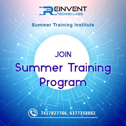 Reinvent techno labs Training Institute in Jaipur