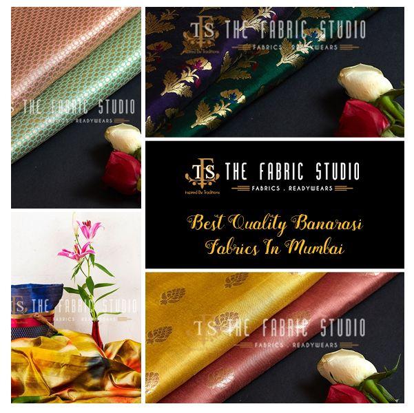 Get High-Quality Ikat Dupattas In Mumbai- The Fabric Studio