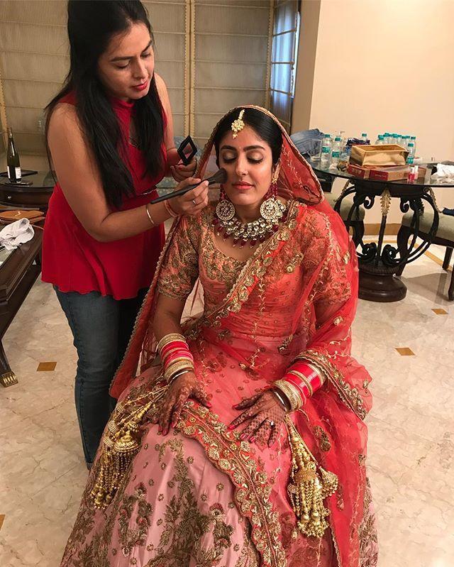 Best bridal makeup parlour in udaipur